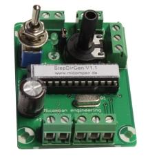 Bausatz Impuls / Step Generator mit Takt- u. Richtung