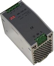 Schaltnetzteil 24V 5A für Din-Schiene