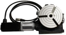 Elektronisch angetriebener Rundteiltisch / Rundtisch / 4 Achse RT150CNC