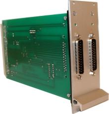 Bausatz:Isel UI5c/UI4c Adapterkarte mit Takt- u. Richtungssignalen für C142, C242, C116 ohne Frontplatte