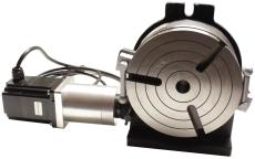 Elektronisch angetriebener Rundteiltisch / Rundtisch / 4 Achse RT200CNC