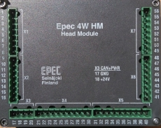 Reparatur vom EPEC 4W HM ( John Deere Timberjack) Modul