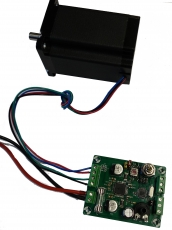 StepDriveGen Impulsgenerator mit integrierter Endstufe
