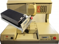 Umrüstung Gravograph IS600 auf LinuxCNC
