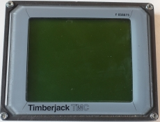 Timberjack TMC Display F056673