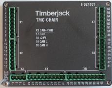 Reparatur vom EPEC Chair F024101  ( John Deere Timberjack) Modul