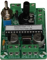 Micompan step dir pulse generator 48V version