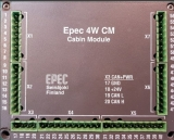 Reparatur vom Epec 4W CM Cabine Modul / Steuergerät